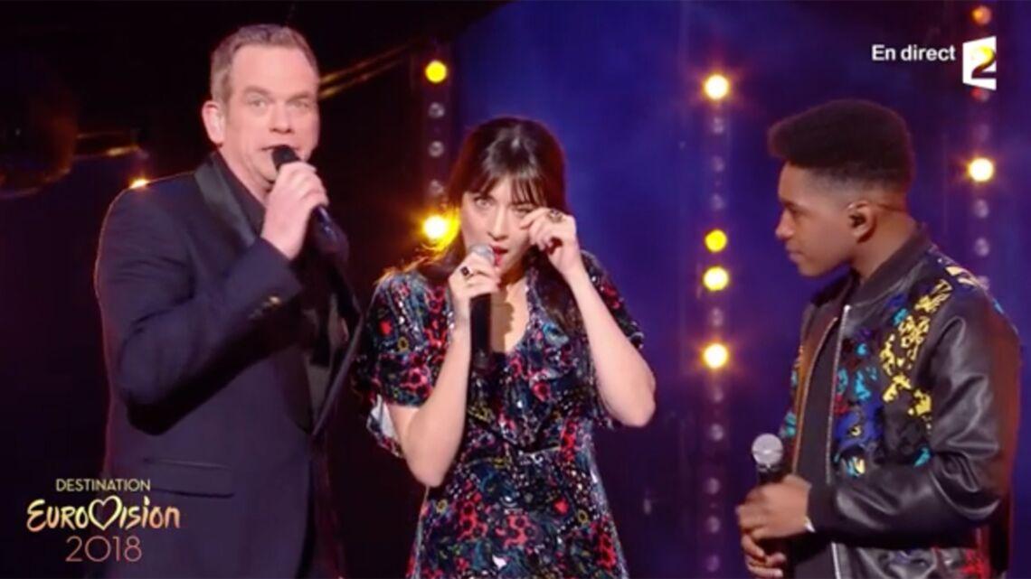 VIDÉO – Nolwenn Leroy, pourquoi était-elle au bord des larmes sur le plateau de «Destination Eurovision»?