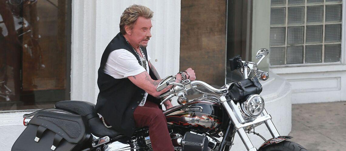 Johnny Hallyday: découvrez quel objet insolite du rockeur s'arrache lors d'une vente aux enchères