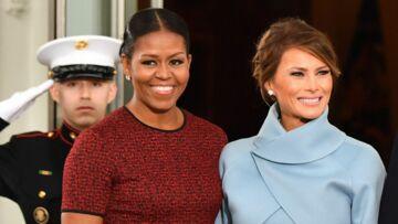 VIDEO – Michelle Obama se confie sur sa gêne lorsque Melania Trump lui a offert un cadeau à son arrivée à la Maison Blanche