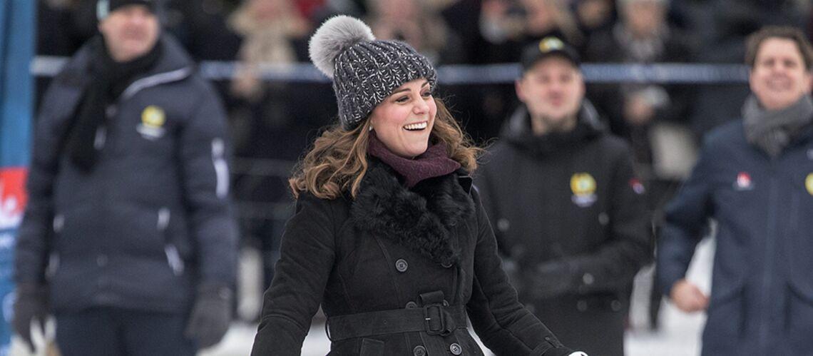 PHOTOS – Kate Middleton choque en portant de la fourrure: le royal tour en Suède dans la tourmente