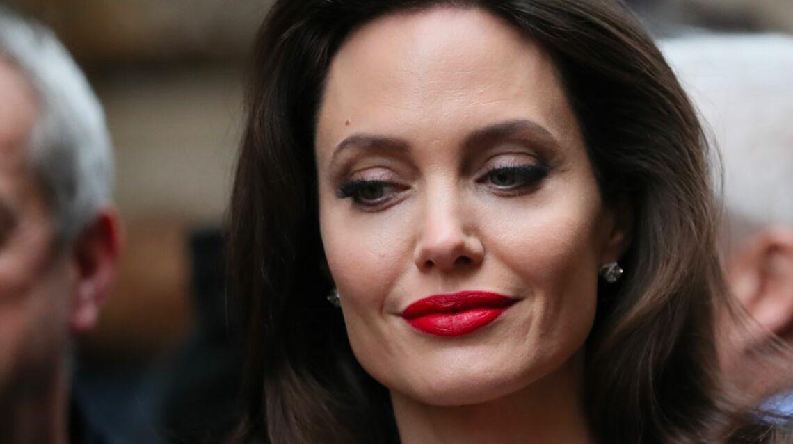 VIDEO – Angelina Jolie à Paris: ses enfants ont bien grandi
