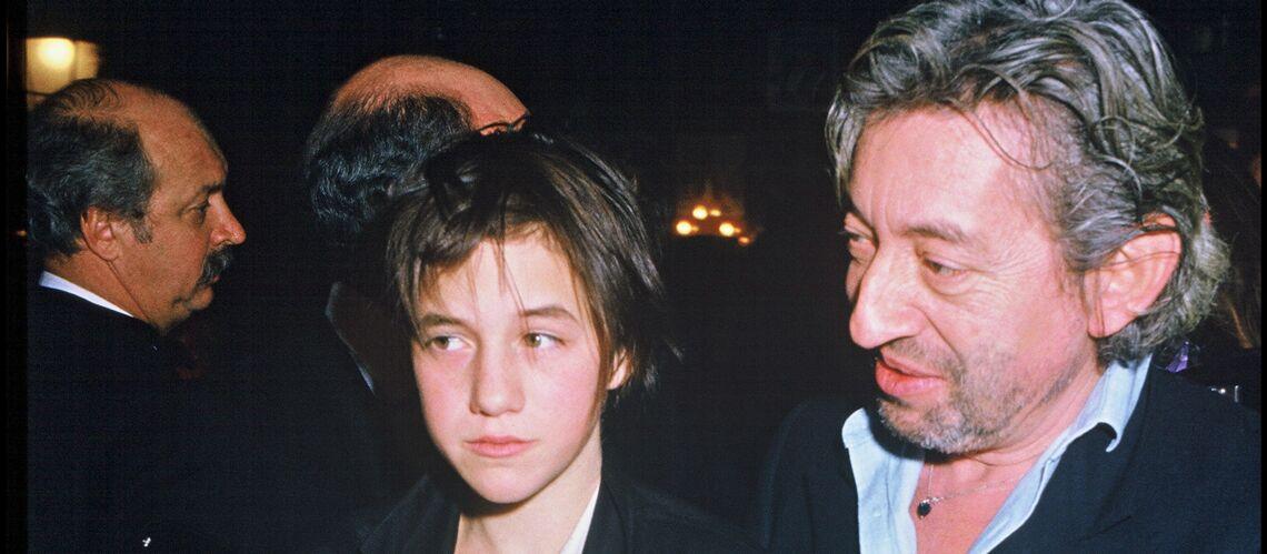 Charlotte Gainsbourg nominée aux César: elle en avait déjà reçu un sous les yeux de son père, Serge Gainsbourg en 1986