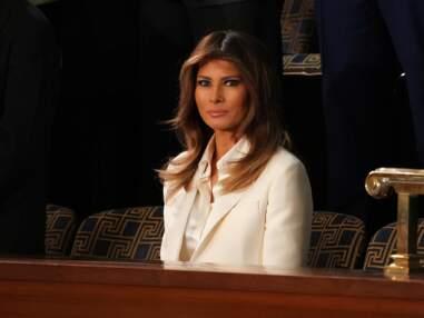 Melania Trump réapparaît enfin mais pas aux côtés de son mari Donald Trump