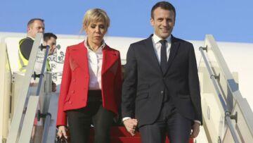 PHOTOS – En Tunisie, Brigitte Macron choisit une tenue en hommage à Azzedine Alaïa, le défunt créateur franco-tunisien