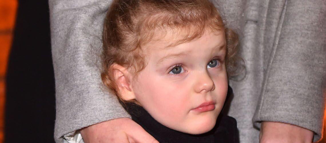 PHOTO – Gabriella, la fille de Charlene de Monaco: 3 ans et déjà dingue de la Reine des Neiges
