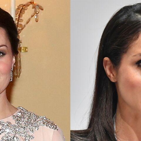PHOTOS – Meghan Markle fait déjà tout comme Kate Middleton: elle a adopté son créateur préféré