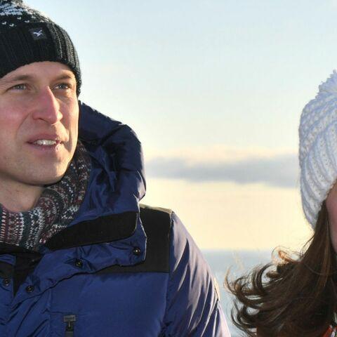 Pas d'écart de conduite pour le prince William: Kate Middleton veille au grain