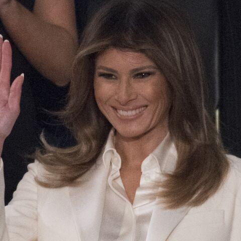 Melania Trump, une publicité gênante pour la First lady ressurgit