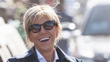 «Ce n'est pas si compliqué»: Brigitte Macron plus à l'aise dans son rôle de première dame