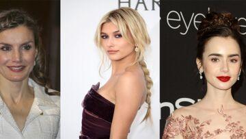 PHOTOS – Letizia d'Espagne, Marion Cotillard, Blake Lively… les plus belles coiffures avec des tresses