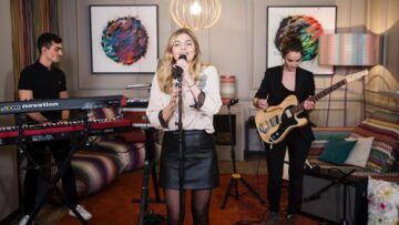 VIDEO- Revivez le live de Louane dans les Lives de l'Appart