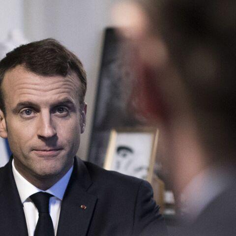 Quand l'avion d'Emmanuel Macron provoque un fâcheux accident