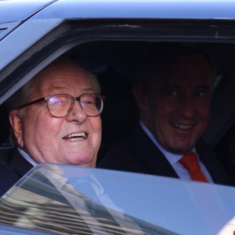 Jean-Marie Le Pen en goguette chez Michou, avant son procès pour propos homophobes