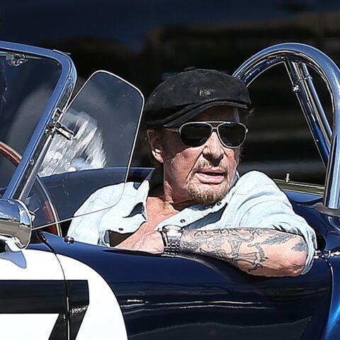 Pourquoi la voiture de luxe de Johnny Hallyday n'a pas trouvé preneur aux enchères