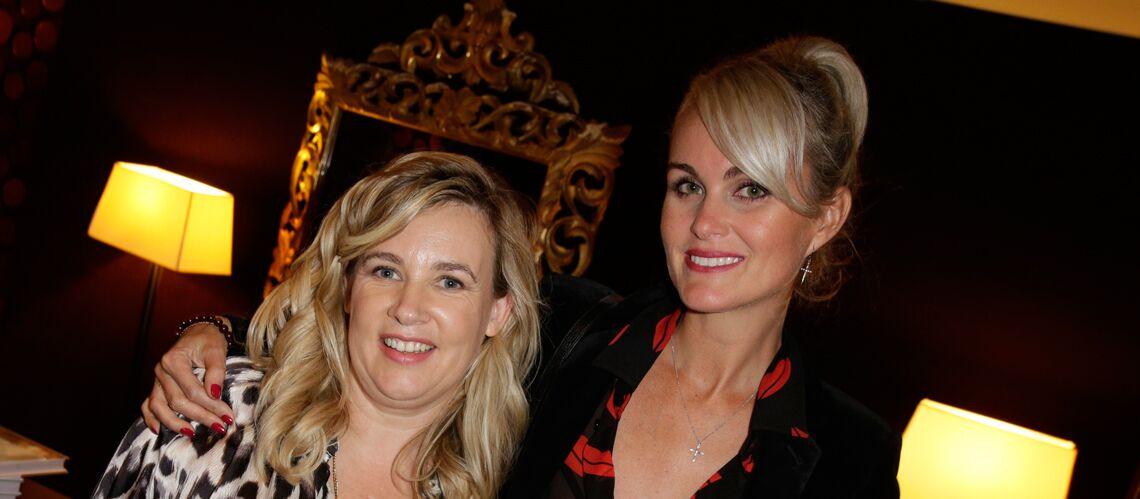 Hélène Darroze et Laeticia Hallyday, un coup de foudre amical: «Être devenues maman grâce à l'adoption nous a beaucoup rapprochées»