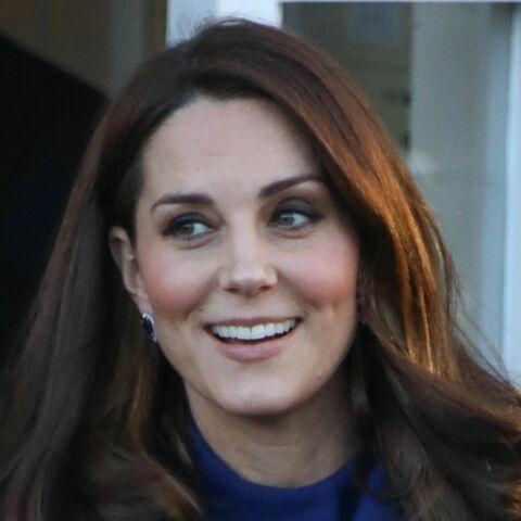Kate Middleton très «excitée» par le prochain mariage du prince Harry et Meghan Markle