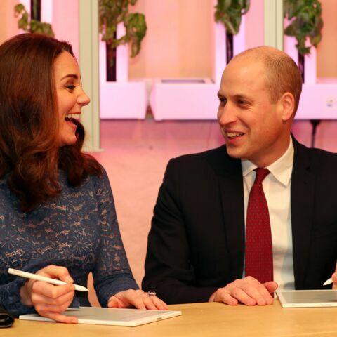 Kate Middleton enceinte de jumelles? La réponse drôlissime du Prince William
