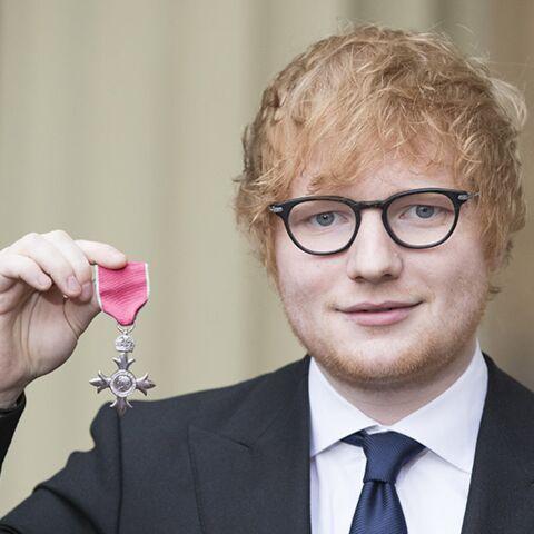 Ed Sheeran invité au mariage de Meghan Markle et du prince Harry?