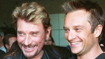 VIDEO – Les rapports étaient tendus entre David et Johnny Hallyday au moment de sa mort