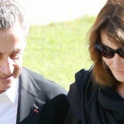 PHOTO – 10 ans après leur mariage, Carla Bruni et Nicolas Sarkozy toujours aussi amoureux