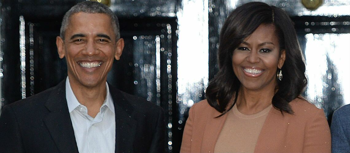 PHOTO – Barack Obama, son message craquant à Michelle pour la Saint-Valen­tin