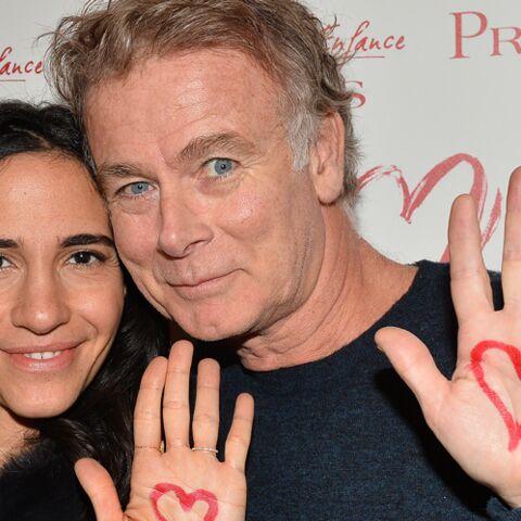 PHOTOS – Franck Dubosc et son épouse complices pour les Goûters du Coeur