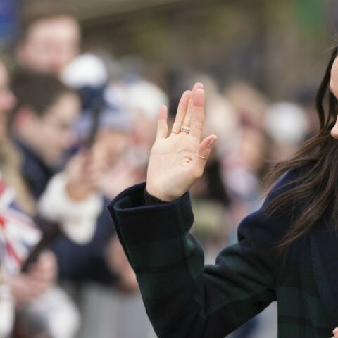 Meghan Markle se réjouit de son prochain enterrement de vie de jeune fille avant son mariage avec le prince Harry: «Ça va être très marrant!»