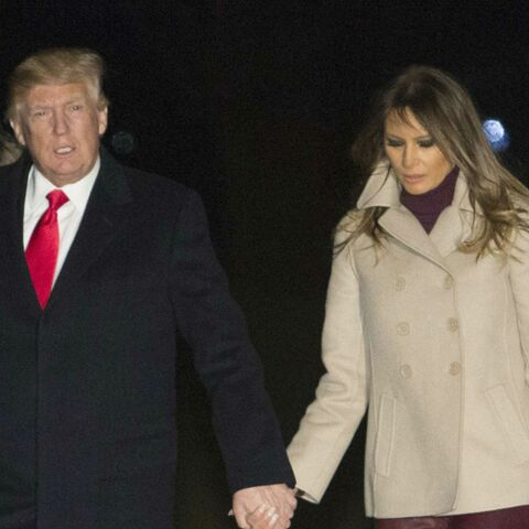 Melania Trump essaie d'empêcher son mari de tweeter… mais n'y arrive pas