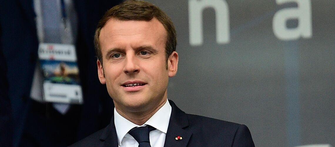 Après le tennis, Emmanuel Macron se met à la boxe et s'entraîne avec les agents de sa garde rapprochée