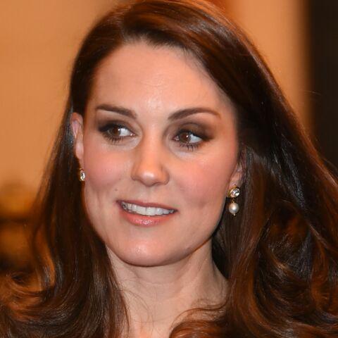 PHOTOS – Kate Middleton, une icône fashion enceinte et épanouie pour célébrer la mode aux côtés d'Anna Wintour