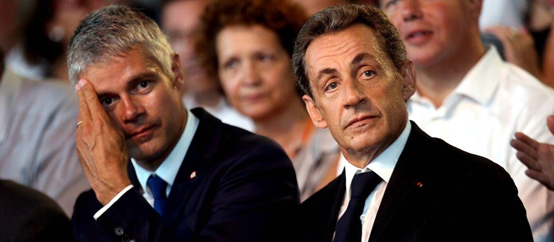 «Tu es une grosse merde» les coulisses du coup de fil secret de Nicolas Sarkozy et Laurent Wauquiez