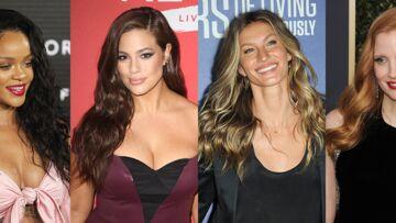 PHOTOS – Ashley Graham, Rihanna, Beyoncé…Ces stars qui donnent envie d'avoir les cheveux longs