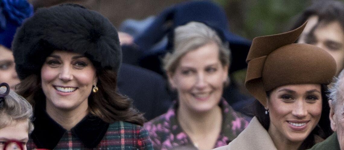 Kate Middleton: durant sa grossesse difficile, elle a pu compter sur sa future belle-sœur Meghan Markle