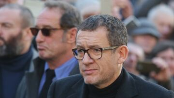 Dany Boon refuse de prendre parti dans l'af­faire du testa­ment de Johnny Hally­day