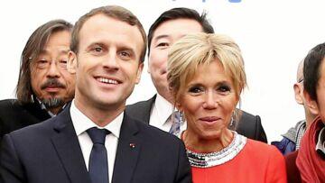 Emmanuel Macron retrouve le théâtre… là où sa passion pour Brigitte a commencé