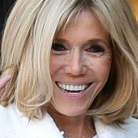 Nemo, le chien du président, véritable star: sa popularité intrigue Brigitte Macron