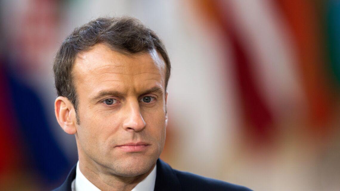 VIDEO – Emmanuel Macron au Salon de l'agriculture: en cas de jet d'oeuf, le président a tout prévu