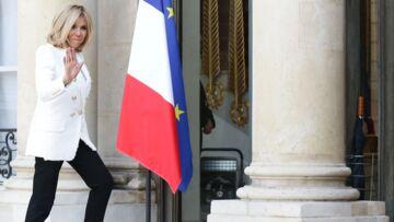 Comment Brigitte Macron a décoré son bureau à l'Elysée