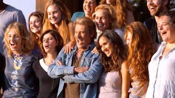 """VIDEO- Johnny Hallyday dans """"Salaud on t'aime"""": un rôle prémonitoire?"""