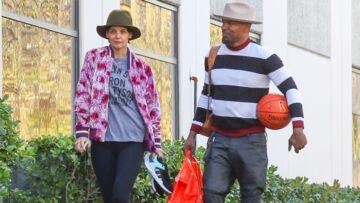 PHOTOS – Katie Holmes et Jamie Foxx affichent leur amour dans les rues de Los Angeles
