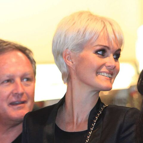 Laeticia Hallyday et son père André Boudou étaient fâchés depuis deux ans