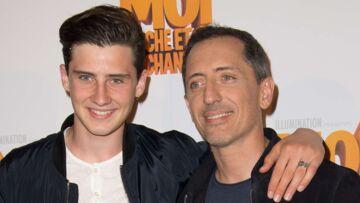PHOTO – Gad Elmaleh et son fils Noé, élégants et complices à la cérémonie des Oscars