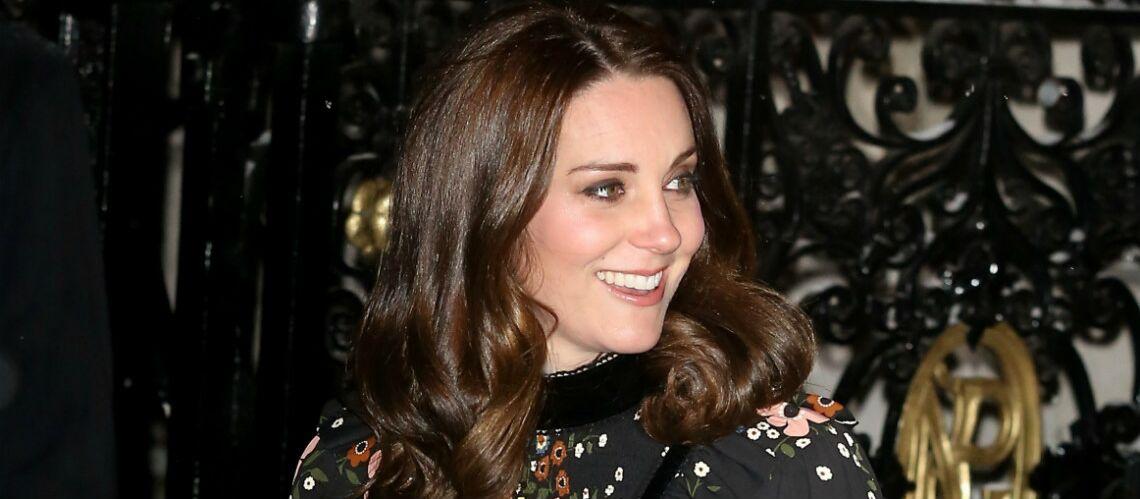 Kate Middleton, enceinte, pourrait accoucher lors d'une date très symbolique