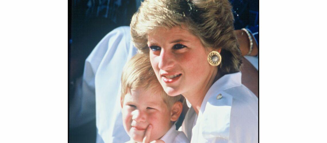 Comment le prince Harry rendra un hommage bouleversant à sa mère Lady Di  lors de son. mariage