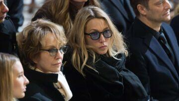Nathalie Baye: «Johnny dégageait beaucoup de tristesse», les mauvaises relations entre Laeticia Hallyday, David et Laura l'épuisaient