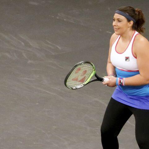 PHOTOS – Marion Bartoli, de retour sur les courts de tennis: elle a tourné la page de son histoire avec son ex petit-ami «toxique»