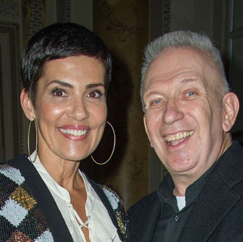 Cristina Cordula : guest du « Fashion Freak Show », le spectacle de Jean Paul Gaultier