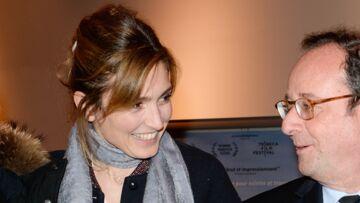 """""""J'essayais de redonner de l'énergie au président"""": comment Julie Gayet a soutenu François Hollande pendant son quinquennat"""