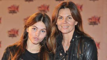 VIDEO – Journée des droits des femmes: Thylane Blondeau adresse un joli message à sa maman Véronika Loubry