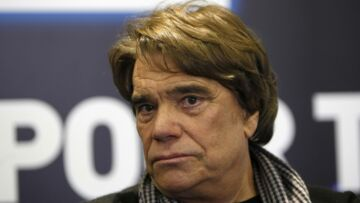 Bernard Tapie « pas optimiste » sur l'issue de son combat contre le cancer